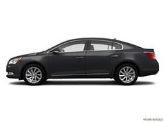2014 Buick LaCrosse Leather Group Sedan