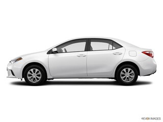 Used 2014 Toyota Corolla Sedan A268277A near Auburn, MA