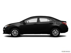 Used 2014 Toyota Corolla Sedan in El Paso, TX