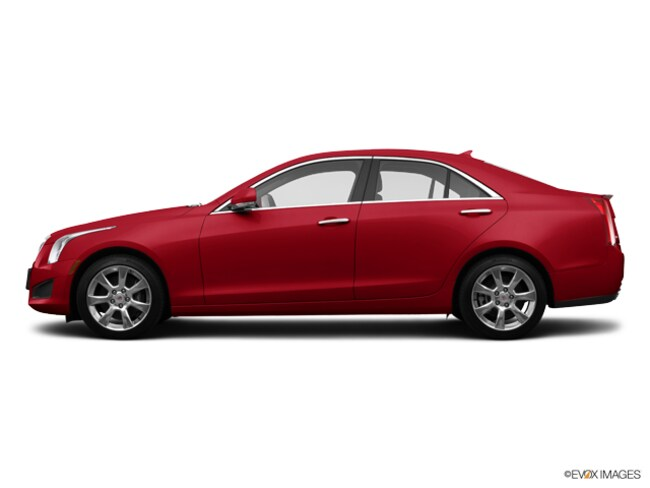 Used 2014 Cadillac ATS Luxury RWD Sedan for sale near Jersey City