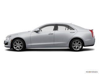 Used 2014 CADILLAC ATS Luxury RWD 4dr Sdn 2.0L Sedan in Fort Myers