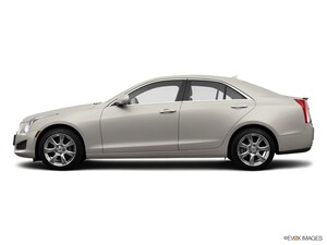 2014 CADILLAC ATS 2.0L Turbo Luxury