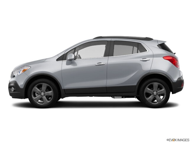 Used 2014 Buick Encore Convenience SUV Littleton, NH