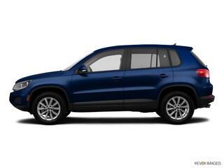 2014 Volkswagen Tiguan SEL SEL  SUV