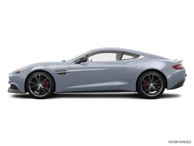 2014 Aston Martin Vanquish 2dr Cpe Car