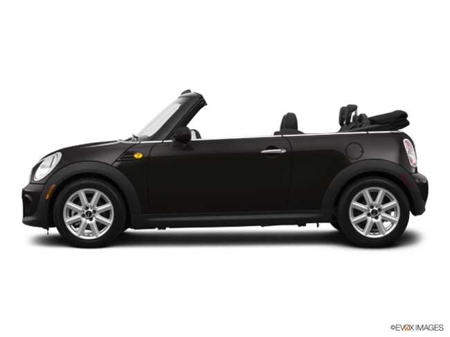 Used 2014 MINI Convertible Cooper Convertible For Sale in Portland, OR