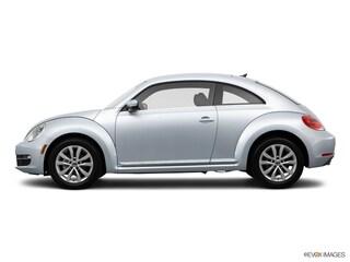 2014 Volkswagen Beetle 2.5L w/PZEV Hatchback
