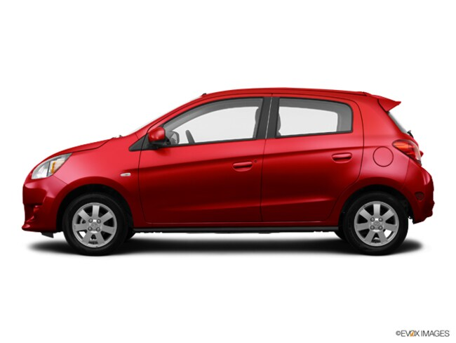 Used 2014 Mitsubishi Mirage ES Hatchback for sale in Boston, MA