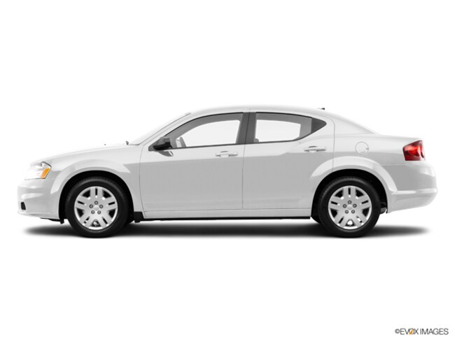 Used 2014 Dodge Avenger SE Sedan Denver, CO