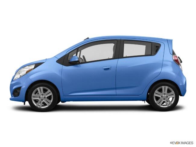 2014 Chevrolet Spark LS Auto Hatchback