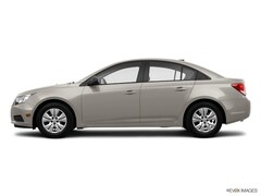 Bargain Used 2014 Chevrolet Cruze LS Sedan Under $10,000 for Sale in Asheboro, NC