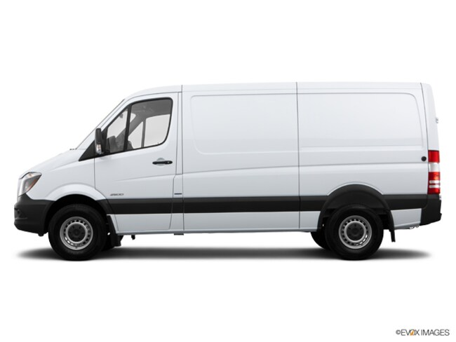 Used 2014 Mercedes-Benz Sprinter-Class For Sale at Mercedes