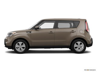 Certified Used 2014 Kia Soul Base Hatchback Houston