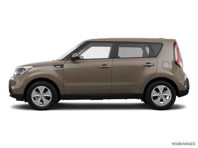 2014 Kia Soul Base Hatchback