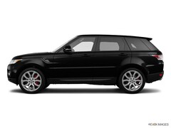 Used Land Rover 2014 Land Rover Range Rover Sport 5.0L V8 Supercharged SUV in Dallas, TX