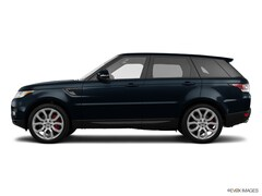 2014 Land Rover Range Rover Sport 5.0 Supercharged SUV
