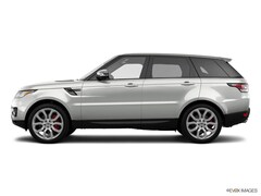 2014 Land Rover Range Rover Sport 3.0L V6 Supercharged HSE SUV for sale near Boston at Land Rover Hanover