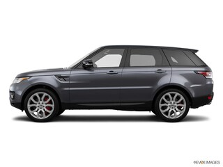 Used 2014 Land Rover Range Rover Sport Supercharged 4WD  Supercharged SALWR2TF7EA390522 for sale in Peoria, IL at Jaguar Land Rover Peoria