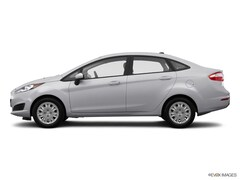 2014 Ford Fiesta 4dr Sdn S Car