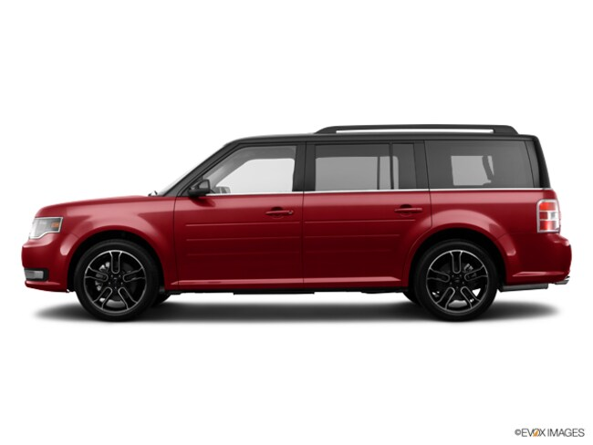 Pre-Owned 2014 Ford Flex SEL for sale in Brooklyn, NY