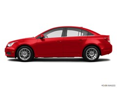 Bargain Used 2014 Chevrolet Cruze ECO Sedan in Appleton