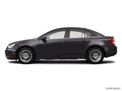 Pre-Owned 2014 Chevrolet Cruze ECO Manual Sedan 1G1PJ5SB3E7157942 for sale in Lima, OH