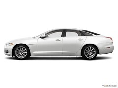 2014 Jaguar XJL Portfolio w/ AWD Sedan