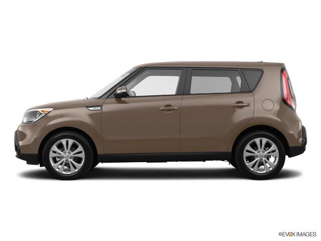 2014 Kia Soul Plus +  Wagon
