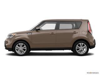 Pre-Owned 2014 Kia Soul + Hatchback KNDJP3A51E7032241 for Sale in Grand Rapids