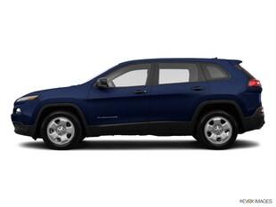 2014 Jeep Cherokee Sport 4x4 SUV