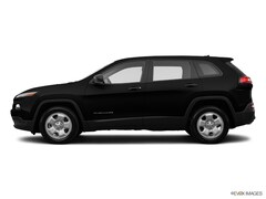 Used 2014 Jeep Cherokee Sport 4X4 SUV for sale in Middlebury VT
