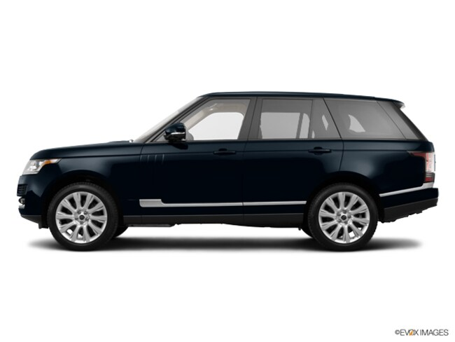 2014 Land Rover Range Rover 5.0 Supercharged SUV