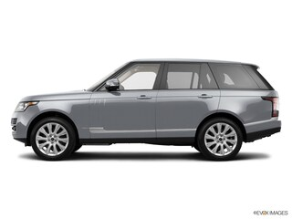 Certified Pre-Owned 2014 Land Rover Range Rover 3.0L V6 Supercharged SUV T01458 Cerritos, CA