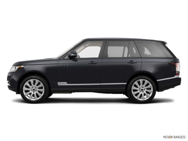 2014 Land Rover Range Rover V6 Supercharged HSE SUV