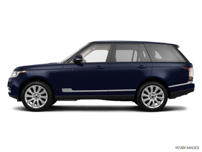 Used 2014 Land Rover Range Rover 3.0L V6 Supercharged HSE SUV For Sale Near Boston Massachusetts