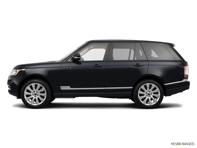 2014 Land Rover Range Rover 5.0 Supercharged Autobiography SUV
