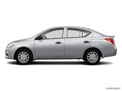 2014 Nissan Versa S Plus Sedan