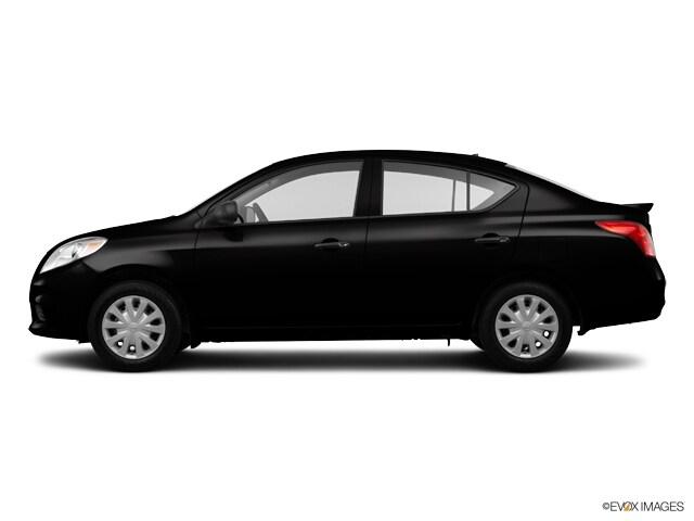 2014 Nissan Versa S+ Sedan