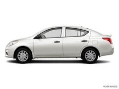 2014 Nissan Versa S Plus 4dr Sdn CVT 1.6 Sedan