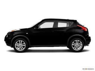 Bargain used vehicles 2014 Nissan Juke S SUV for sale near you in Canton, OH