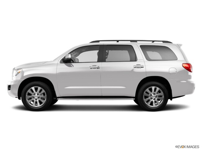 2014 Toyota Sequoia Limited 1 Owner SUV