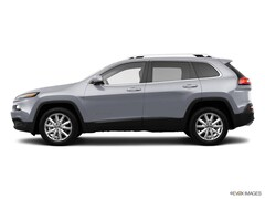 Used 2014 Jeep Cherokee Limited SUV for sale in Middlebury VT