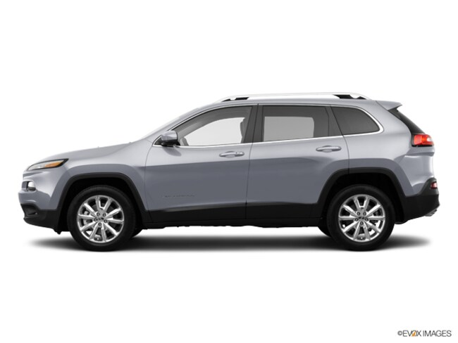 2014 Jeep Cherokee Limited 4x4 SUV