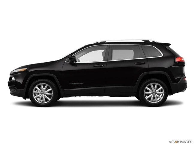 2014 Jeep Cherokee 4WD 4dr Limited Sport Utility