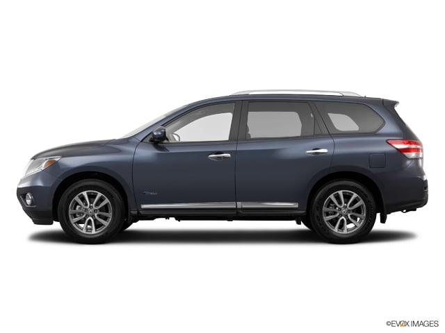DYNAMIC_PREF_LABEL_AUTO_USED_DETAILS_INVENTORY_DETAIL1_ALTATTRIBUTEBEFORE 2014  Nissan Pathfinder Hybrid SL SUV ...