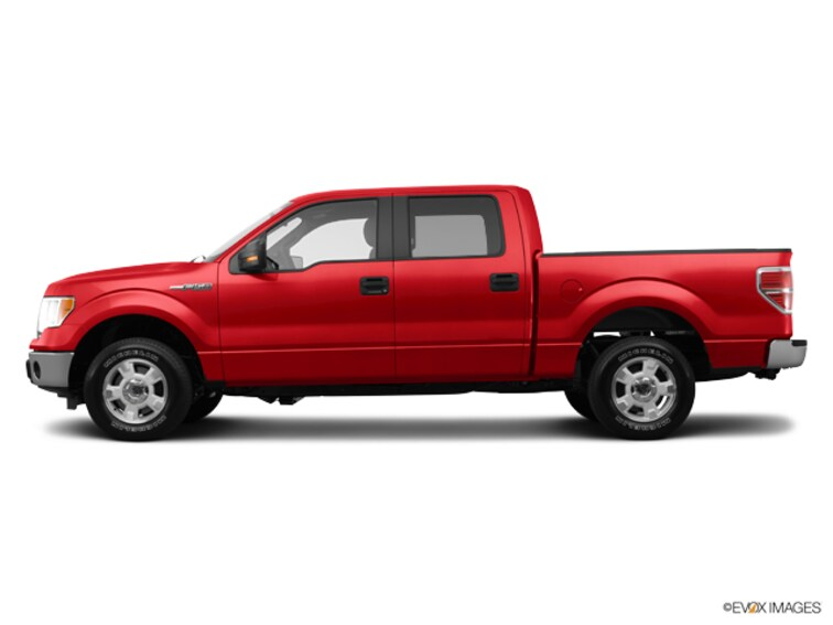 Used 2014 Ford F-150 Truck SuperCrew Cab Victor