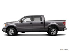 2014 Ford F-150 XLT 4x4 4dr Supercrew Styleside 5.5 ft. SB Pickup Truck