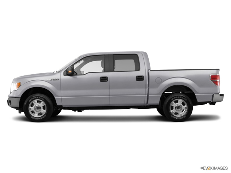 Used 2014 Ford F-150 XLT SuperCrew Lamesa