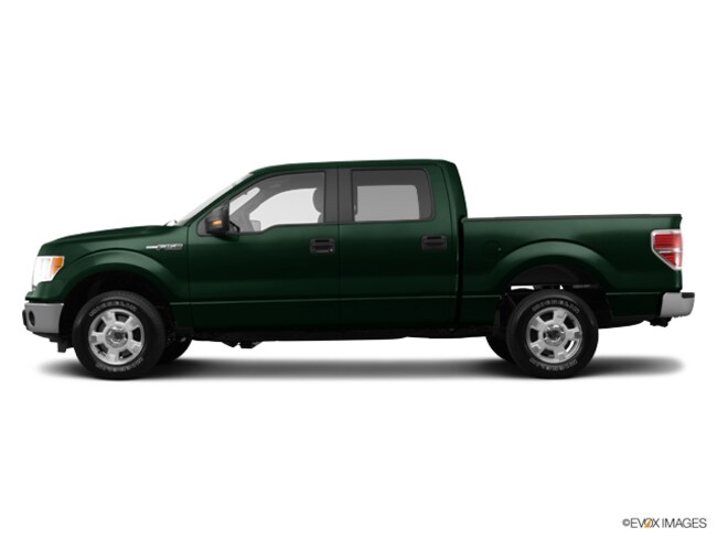Used 2014 Ford F-150 Truck SuperCrew Cab in Bennington, VT