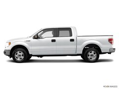 2014 Ford F-150 4WD Supercrew 157 XLT Crew Cab Pickup